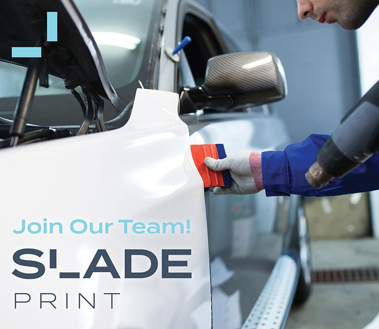 Now Hiring: Vehicle and Graphics Installer