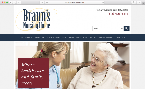 Braun's Nursing Home