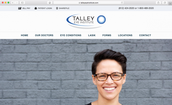 Talley Eye Institute