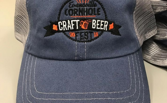 Cornhole Craft Beer Fest Hat